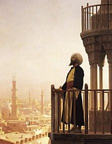 A Call To Prayer - Jean Leon Gerome (1879) CLICK TO ENLARGE